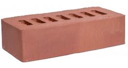 Кирпич клинкерный облицовочный пустотелый Kerma Premium Klinker Красный риф 1NF 250*120*65 мм фото