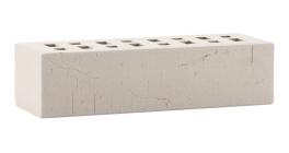 Кирпич клинкерный облицовочный пустотелый ЛСР Вестерос серый винтаж 250*85*65 мм фото