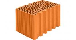 Поризованный блок Porotherm PTH38GL М100 10,67 НФ (380*250*219 мм) фото