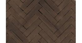 Клинкерная тротуарная брусчатка ручной формовки Penter Omber tumbled, 200х50х85 мм фото