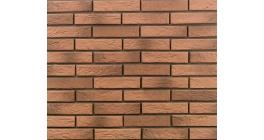 Искусственный камень Балтфасад Терракот коричневый 198х48 мм фото