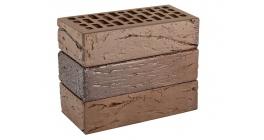 Кирпич керамический облицовочный пустотелый КС-Керамик Рочестер кора дерева 1НФ 250*120*65 фото