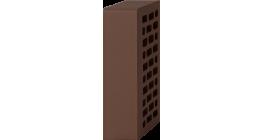 Кирпич лицевой шоколад 1НФ — Гладкий с утолщённой стенкой фото