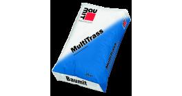 Ремонтная шпаклевка Baumit MultiTrass, 25 кг фото