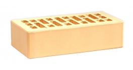 Кирпич керамический облицовочный пустотелый Воротынский Солома гладкий УС 250*120*65 мм фото