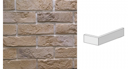 Угловой искусственный камень Redstone Town brick TB-22/U 200*85*65 мм фото
