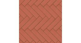 Тротуарная клинкерная брусчатка Lode Janka шероховатая паркетная, 250*65*45 мм фото