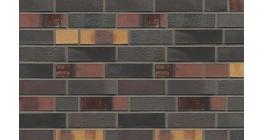 Кирпич клинкерный Muhr Klinker L40 Kobalt Spezial geflammt, 210×100×50 мм фото