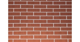 Керамическая плитка Kerma Классический Красный (бархат) 250*65 мм фото