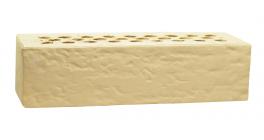 Кирпич керамический облицовочный пустотелый Terca Safari риф 250*85*65 мм фото