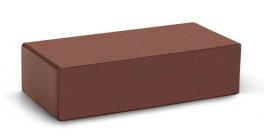 Кирпич керамический облицовочный полнотелый КС-керамик Шоколад гладкий 250*120*65 мм фото