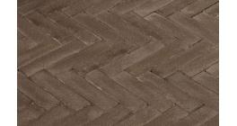 Клинкерная тротуарная брусчатка ручной формовки Penter Mastiek, 200х50х85 мм фото
