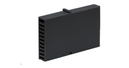 Вентиляционно-осушающая коробочка BAUT 80*60*10 мм, черная фото