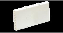 Вентиляционно-осушающая коробочка BAUT 115*60*10 мм, белая фото
