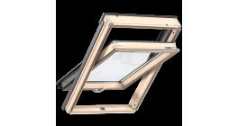 Окно мансардное VELUX GZR MR04 3050B 78x98 см ручка снизу фото