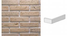 Угловой искусственный камень Redstone Light brick LB-23/U, 202*96*49 мм фото