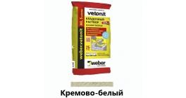 Цветной кладочный раствор weber.vetonit ML 5 Nattas №150 winter, 25 кг фото
