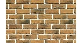 Искусственный камень White Hills Бремен брик угловой элемент цвет 307-45 фото