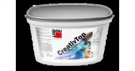 Декоративная моделируемая штукатурка Baumit CreativTop Trend 3.0 мм, 25 кг фото