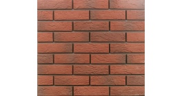 Искусственный камень Балтфасад Толос красный 238×64 мм фото