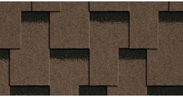 Мягкая кровля Icopal Claro Натурально-коричневый (3 м2/уп) фото