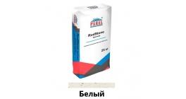 Клеевой состав для фиксации брусчатки PEREL RodStone Адгезив 0903 белый, 25 кг фото