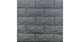 Искусственный камень Балтфасад Гранит серый 275×125 мм фото