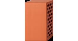 Камень рядовой керамический красный 2,1 НФ — Гладкий (250*120*140 мм) фото