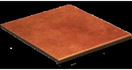 Клинкерная напольная плитка Euramic Cadra E524 male, 294x294x8 мм фото