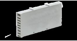 Вентиляционно-осушающая коробочка BAUT 115*60*10 мм, светло-серая фото