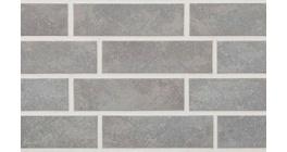 Клинкерная фасадная плитка Stroeher Roccia 840 grigio гладкая NF10, 240*115*10 мм фото