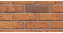 Фасадная плитка клинкерная Feldhaus Klinker R268 Nolani пестрая обожженная NF9, 240*9*71 мм фото