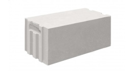 Газобетон Аэрок D400, 625*250*200 мм, паз-гребень B2.0 фото