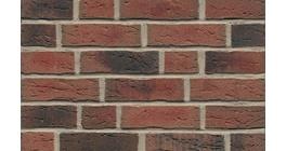 Кирпич клинкерный пустотелый Feldhaus Klinker K685 Sintra ardor nelino рельефный, 215*102*65 мм фото