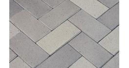Клинкерная тротуарная брусчатка ручной формовки Penter Lotis, 200х100х52 мм фото