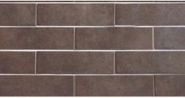 Фасадная плитка клинкерная Interbau INT124 гиацинт гладкая глазурованная, 245*71*8 мм фото