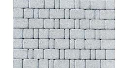 Тротуарная плитка ВЫБОР Старый город StoneMix Мрамор, Б.1.Псм.6 фото