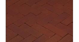 Клинкерная тротуарная брусчатка ручной формовки Penter Paviona 200х65х85 мм фото
