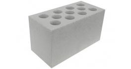 Камень силикатный рядовой пустотелый Павловский завод 2,1 НФ (250*120*138 мм) фото
