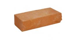 Кирпич керамический облицовочный полнотелый КС-керамик Красный горный камень 250*120*65 мм фото