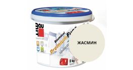 Затирка для швов Baumit Baumacol PremiumFuge жасмин, 25 кг фото