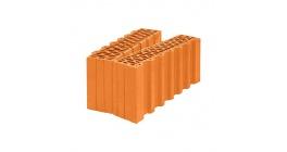 Поризованный блок Porotherm 44 1/2 доборный элемент, 12,35 НФ 440*250*219 мм фото