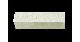 Кирпич силикатный облицовочный полнотелый Павловский завод Антик колотый с ложка белый 250*60*65 мм фото
