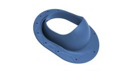 Проходной элемент VILPE CLASSIC для готовой мягкой кровли, синий фото