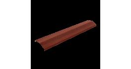 Конек ребровой LUXARD бордо, 1250 мм фото