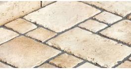 Тротуарная плитка White Hills Тиволи, цвет C 901-24 фото