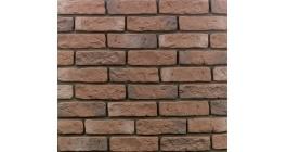 Искусственный камень Балтфасад Пантеон светло-красный 210×60 мм фото