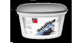 Декоративное покрытие с металлическим эффектом Baumit Metallic, 14 л фото