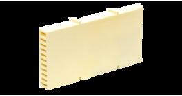 Вентиляционно-осушающая коробочка BAUT 115*60*10 мм, желтая фото
