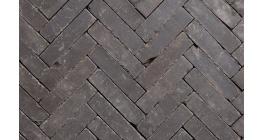 Клинкерная тротуарная брусчатка ручной формовки Penter Eros onbezand tumbled, 200х50х65 мм фото